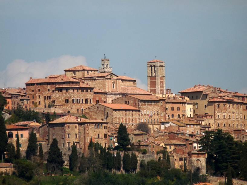 Montepulciano produz vinhos Nobile que também fazem parte da seleção dos melhores da Itália.