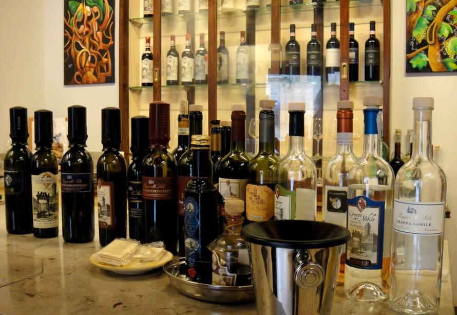 Vinhos de Montepulciano Nobile