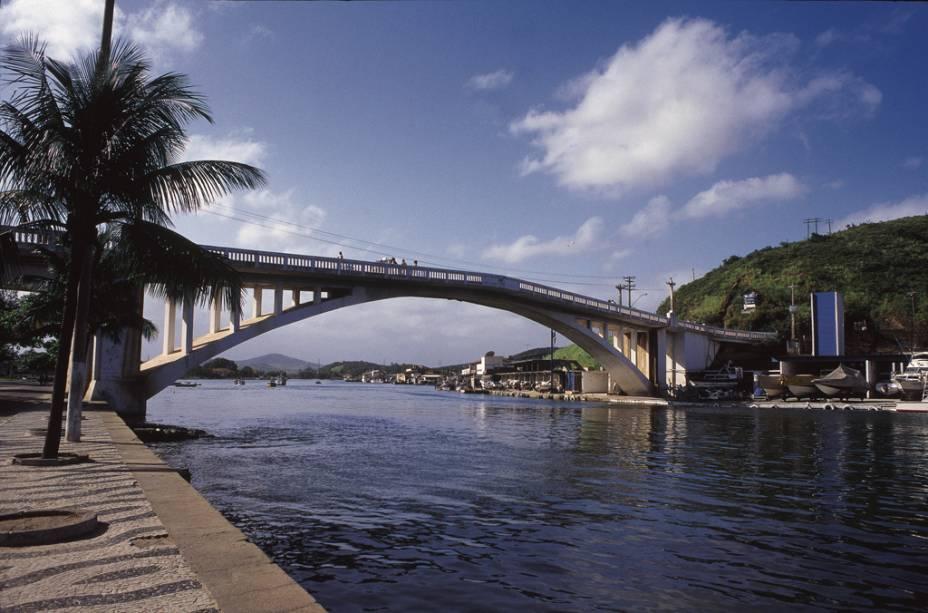 Canal de Cabo Frio, maior e mais estruturado município da região dos lagos