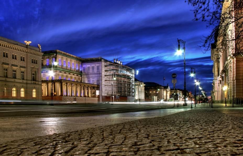 Unter den Linden, uma das ruas mais bonitas e charmosas de Berlim