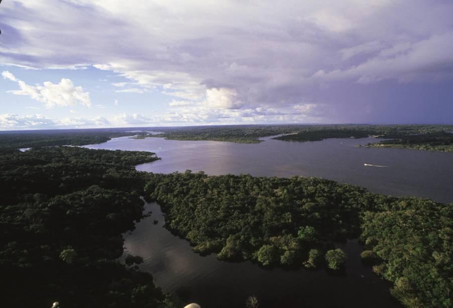 Rio Negro (manhã)