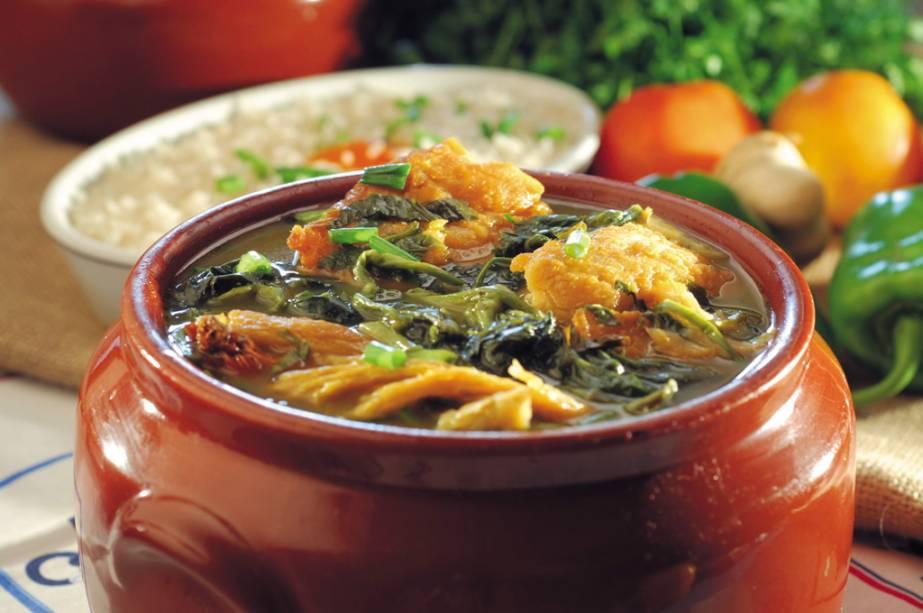 """Prepare pirarucu seco em tucupi""""http://viajeaqui.abril.com.br/estabelecimentos/br-am-manaus-restaurante-choupana"""" rel =""""Choupana"""" Objetivo =""""_vazio""""><noscript><img data- src="""