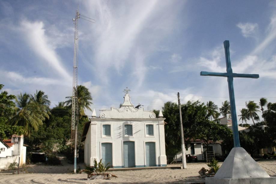 Igreja da Aldeia de Mangue Seco