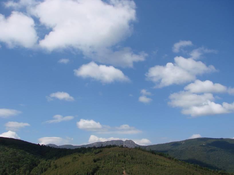 Pico do Selado, uma das paisagens de Monte Verde
