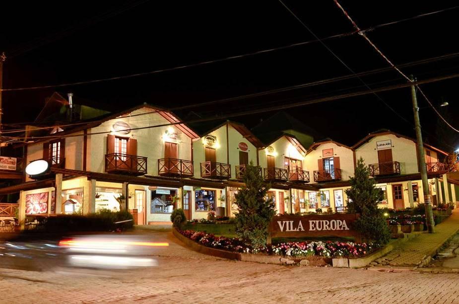 Perto da divisa entre Minas Gerais e São Paulo, Monte Verde é um dos resorts de inverno de São Paulo