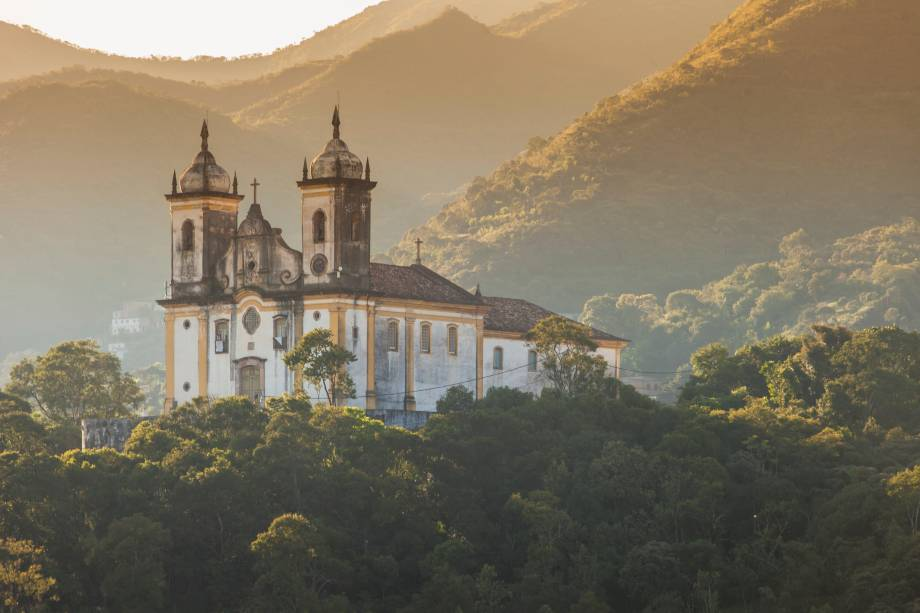 A Igreja de São Francisco de Paula foi a última construída durante o período colonial brasileiro entre 1804 e 1898