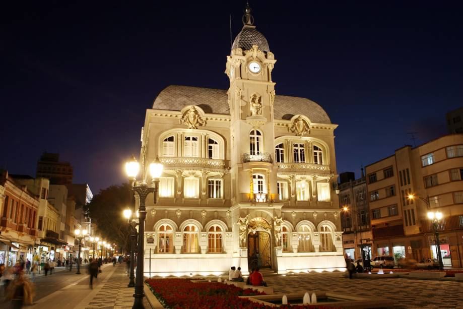 O Paço da Liberdade, construído em 1916, recebe concertos e exposições de arte