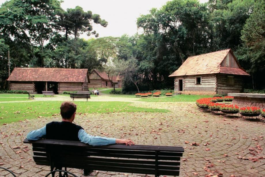 Inaugurado após a visita do Papa a Curitiba em 1980, o Bosque do Papa João Paulo Segundo abriga um museu dedicado à imigração polonesa