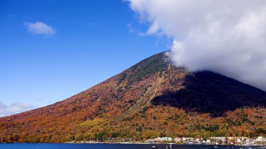 Lago Chuzenji, perto de Nikko