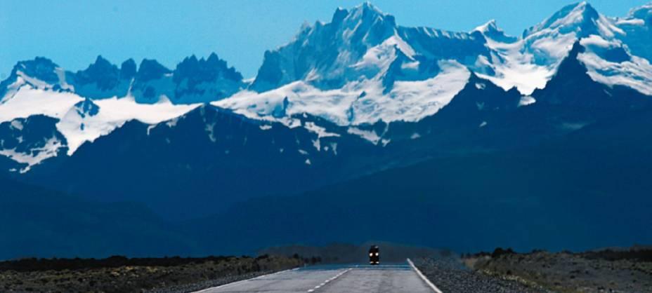 A lendária Ruta 40 atravessa a Argentina de norte a sul