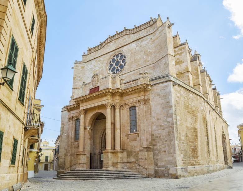 Antiga Catedral de Santa Maria, na Cidadela