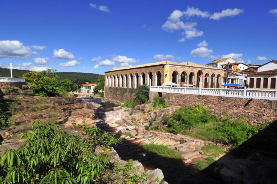 Lençóis, Porte de la Chapada, com as melhores ofertas de hospedagem, agências de turismo e restaurantes
