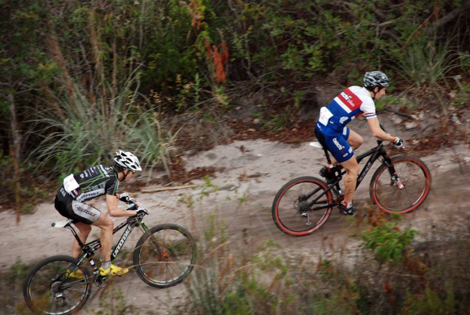 Ciclismo no Parque Nacional da Chapada Diamantina