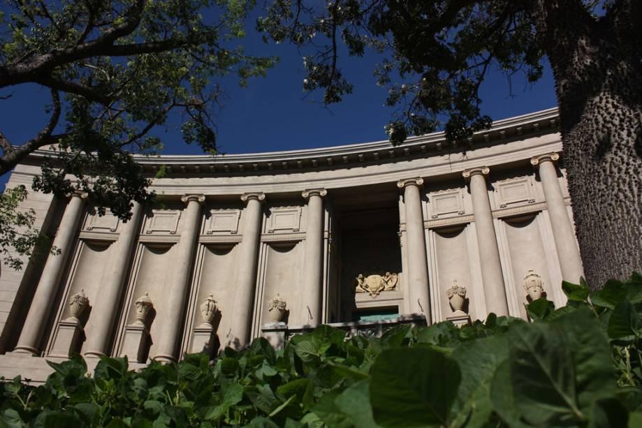 O prédio neoclássico do Parque Sarmiento abriga o Museu de Bellas Artes Emilio Caraffa.  Os artistas argentinos Emilio Pettoruti e Martín Blazsko se destacam no acervo de arte contemporânea