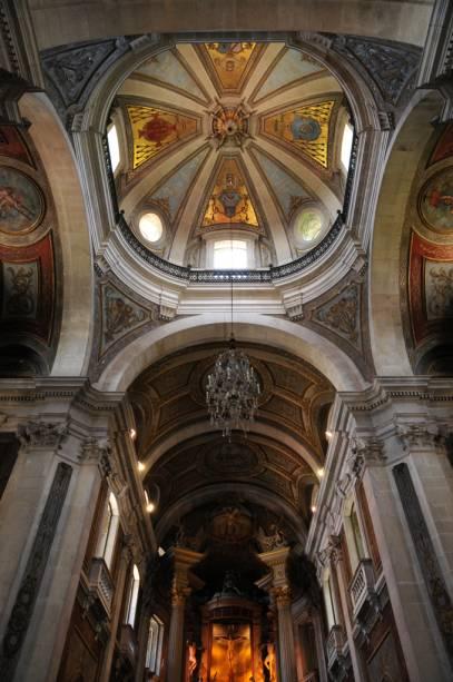 O Santuário do Bom Jesus do Monte, nos arredores de Braga, é um importante centro de peregrinação católica