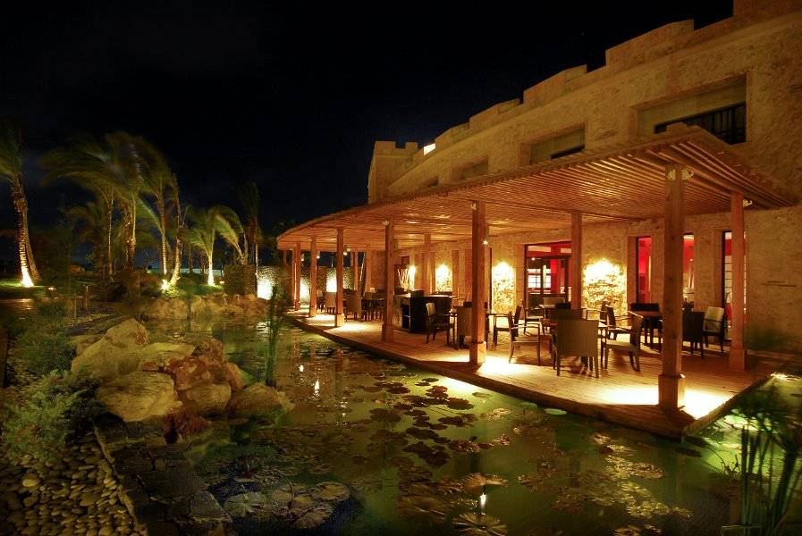 Restaurante do Santuário de Cap Cana