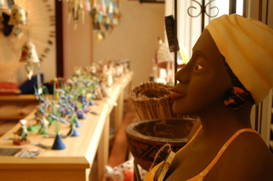 Loja de artesanato em Santana de Parnaíba