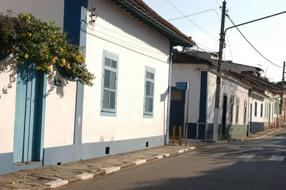 Arquitetura típica do centro histórico