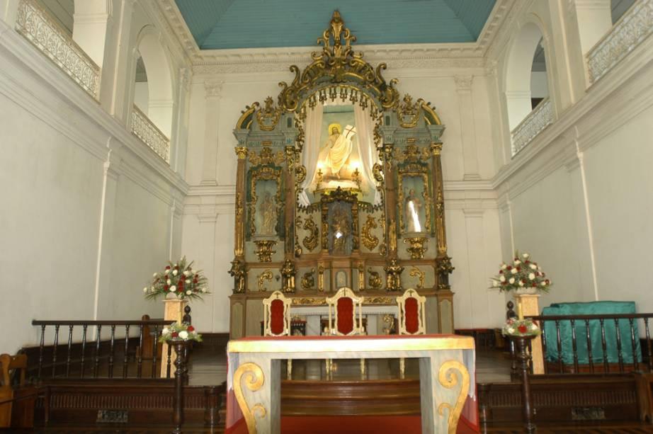 Altar da Igreja de Nossa Senhora de Santana