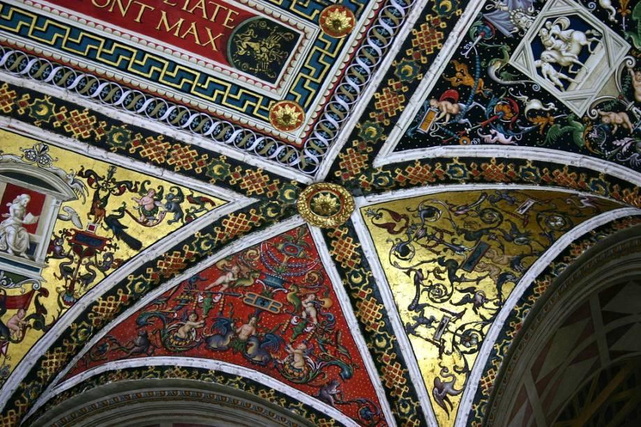 Duomo di Siena, a catedral da cidade