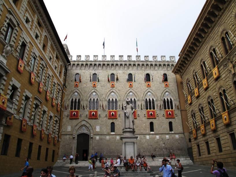 Siena se prepara para o grande festival medieval: o Palio di Siena