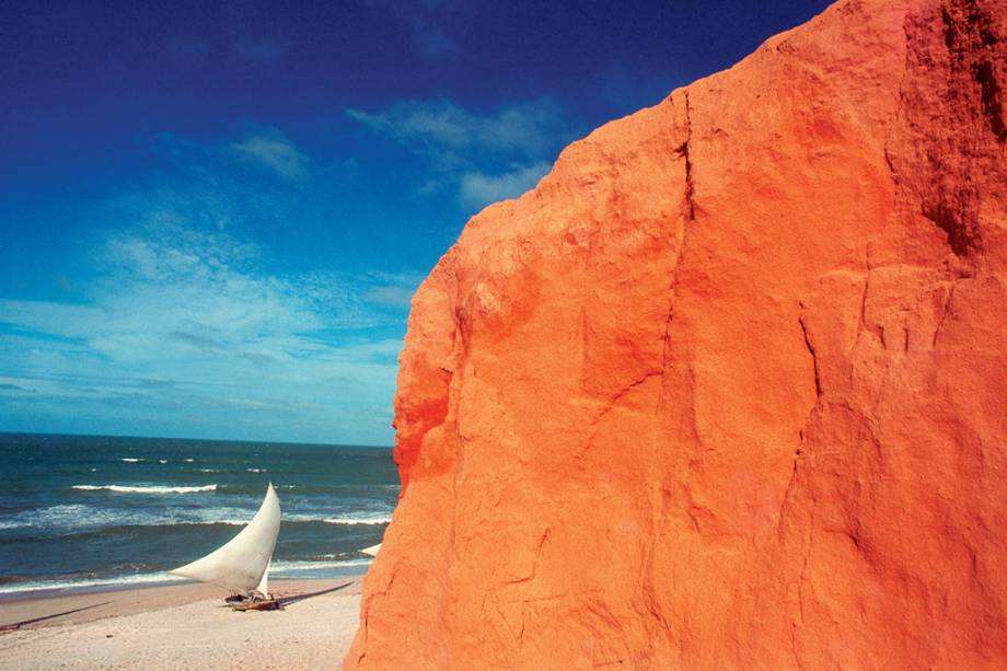 Praia de Canoa Quebrada, Ceará