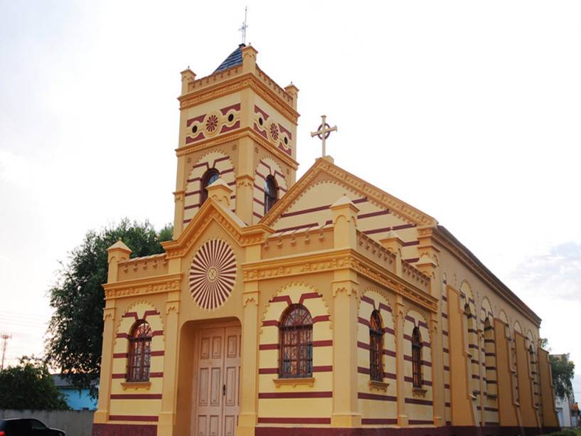 Igreja Matriz de Nossa Senhora do Carmo, Boa Vista, Roraima