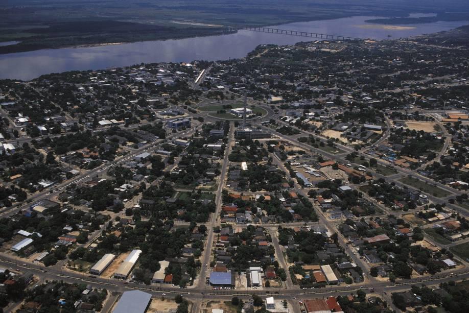 Boa Vista, capital de Roraima, foi projetada em leque e possui ruas largas e bem iluminadas e arborizadas