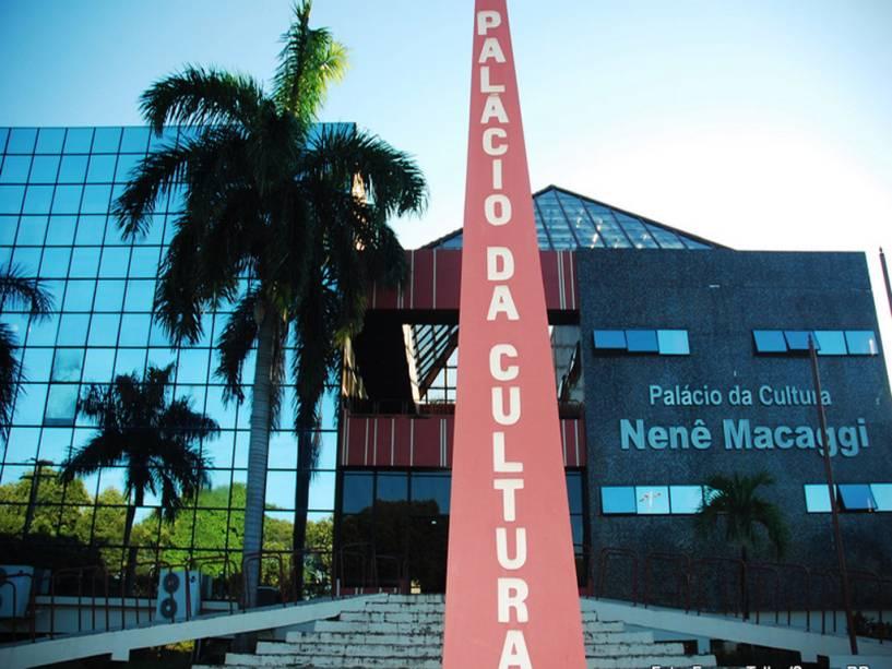 Palácio da Cultura Nenê Macaggi, Boa Vista, Roraima