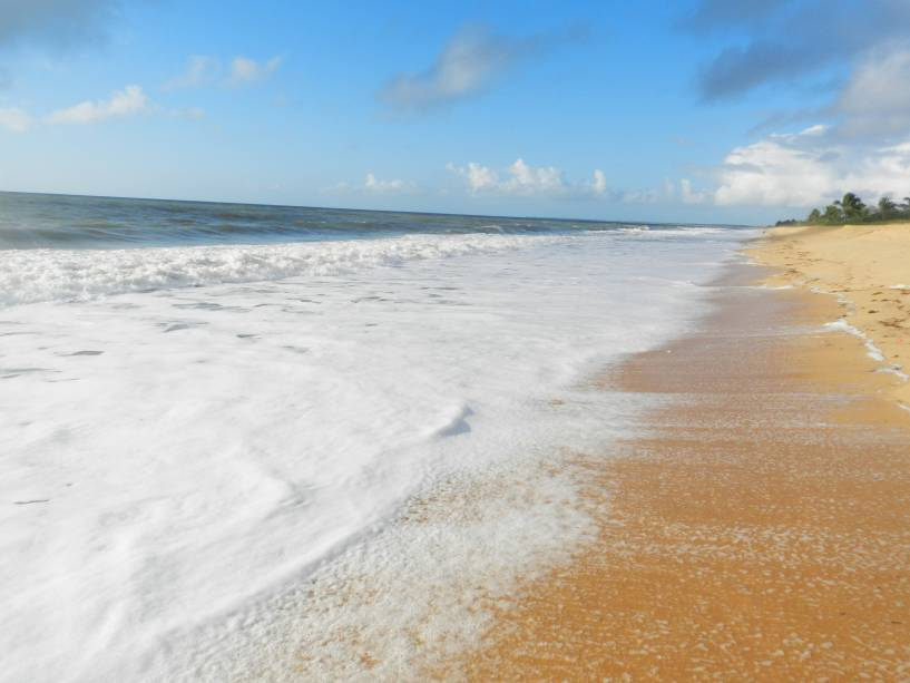 Praia da Caraíva, em Porto Seguro