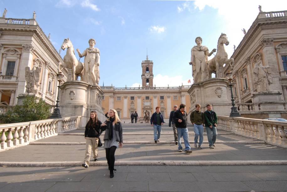Praça Campidoglio
