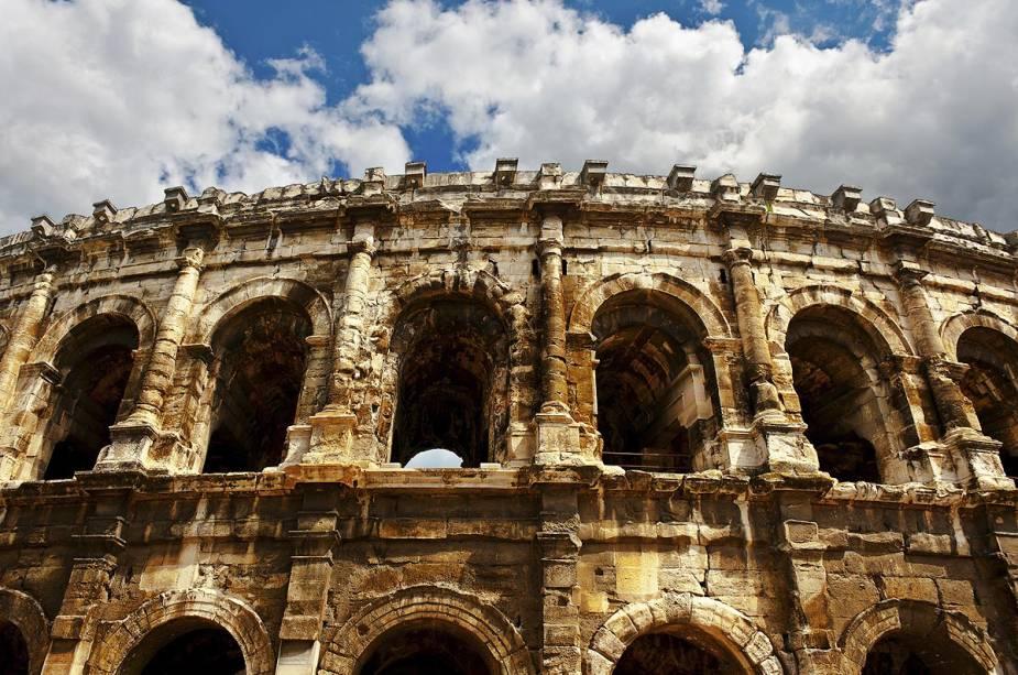 O Coliseu é obrigatório para quem visita Roma
