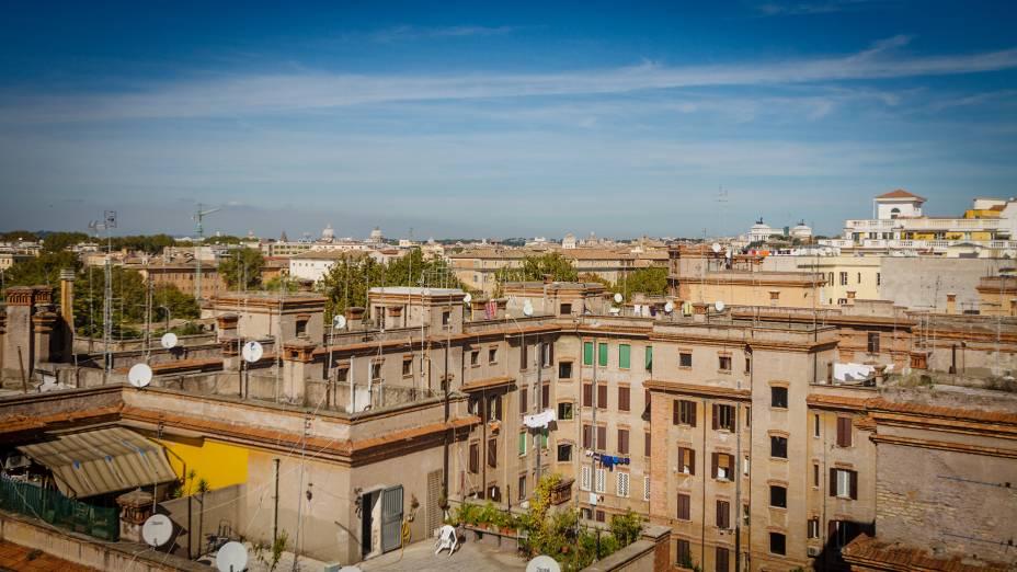 Para se sentir local, vale a pena visitar o bairro Testaccio, um dos mais tradicionais de Roma.