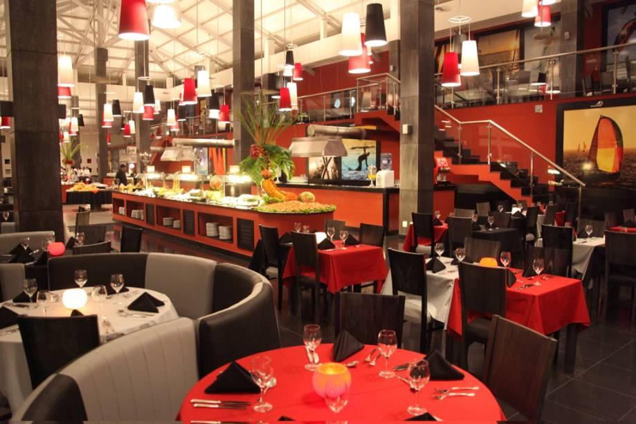 Restaurante no Vila Galé Cumbuco Golf Resort