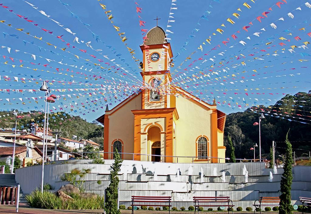 Igreja de Santo Antônio do Pinhal