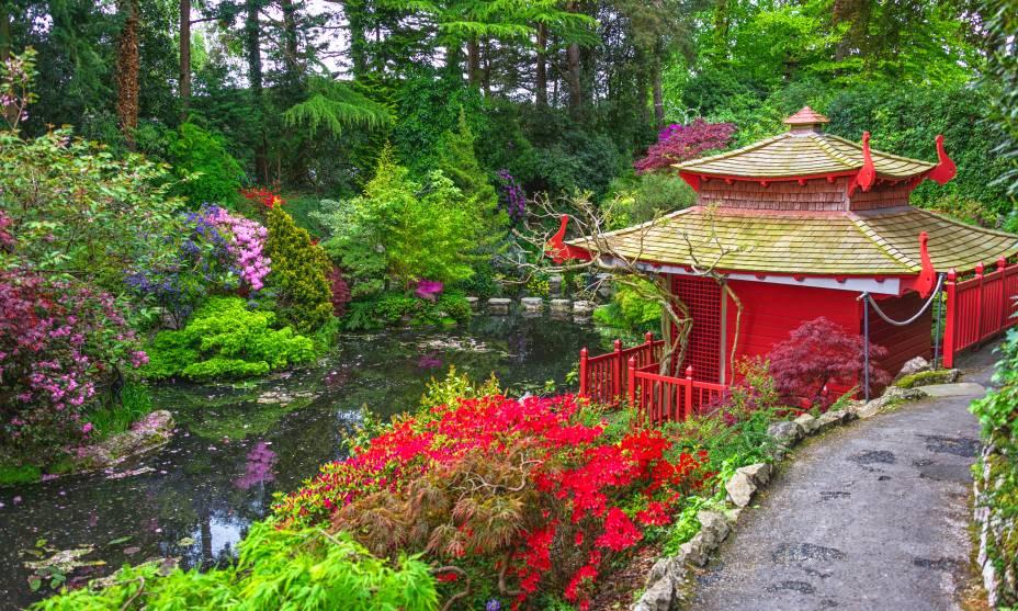 Portland Japanese Garden, um dos mais belos do mundo fora da Ásia