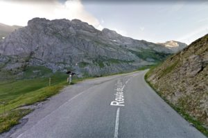 Parque de estacionamento Chalets de Cuillery, Route de la Colombière - Le Grand Bornand, Bornes-Aravis, Haute-Savoie