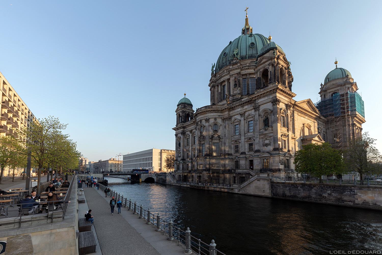 Berlin Bar Restaurant 6 Vera Brittain Ufer 2 blog voyage Trace Ta Route