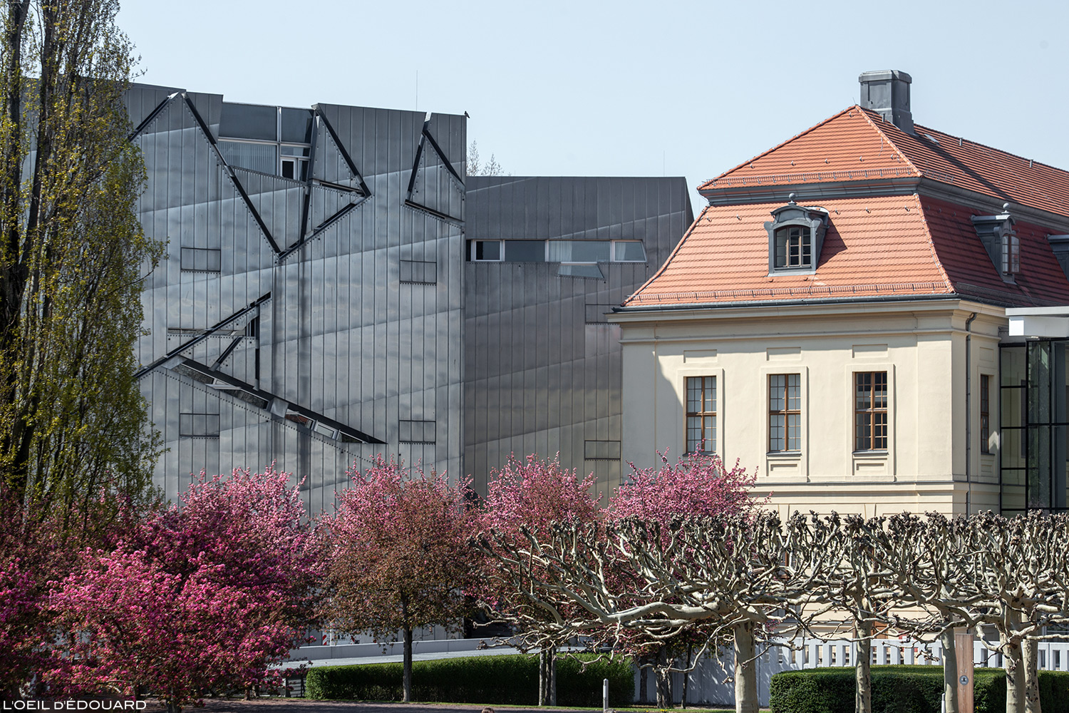 Berlin Musees 6 Musee Juif 2 blog voyage Trace Ta Route
