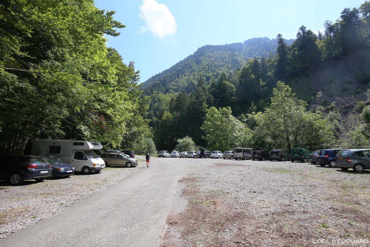 Parken du Nant Fourchu - Caminhada Col d'Orgeval Maciço des Bauges Savoie Alpes França Montanha - Floresta montanhosa Alpes franceses Caminhadas ao ar livre Caminhada