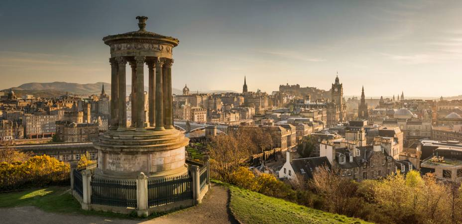 Horizonte de Edimburgo
