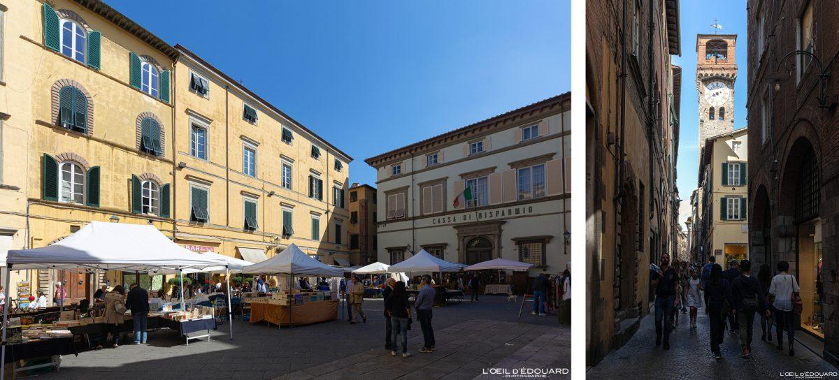 Itinerário de Lucca Toscana Itália Viagem Turismo - Via di Lucca Toscana Itália Viagem Itália Itinerários Toscana