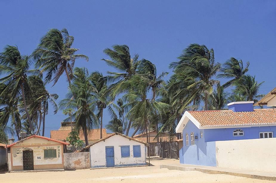 Casas em Galinhos