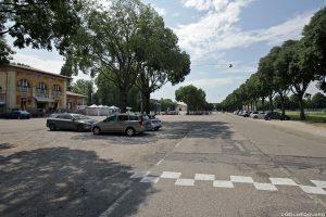 Estacionamento Viale Te, Mântua Itália / Mântua Itália Itália