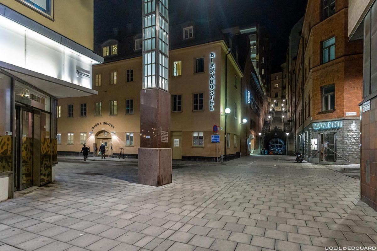 Birka Hostel - Luntmakargatan / Tunnelgatan Hotel Stockholm Suécia Suécia Sverige Street