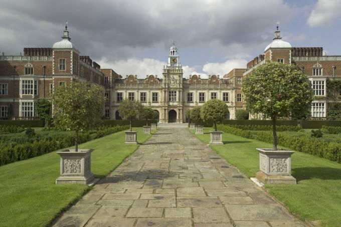 Hatfield House - Hertfordshire - Inglaterra
