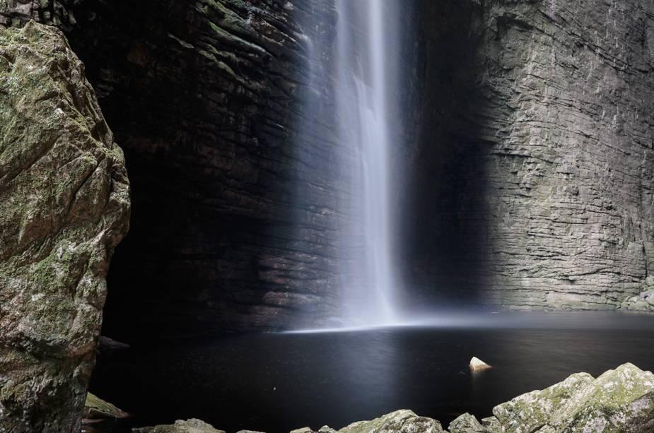 Cachoeira da Fumacinha é outra parada obrigatória na periferia de Ibicoara