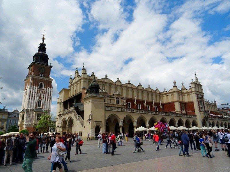 Krakow Poland one week itinerary