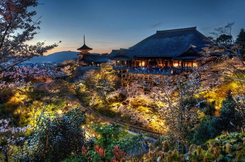 Templo Kyomizudera