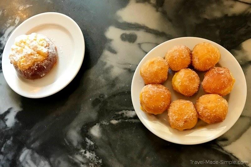 Crítica da excursão gastronômica de Lisboa Gobble-Pâtisserie